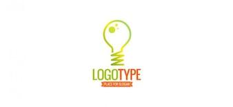 Creatief logo ontwerp sjabloon