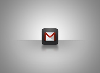 Gmail iPhone App Icoon