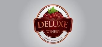 Gratis wijnmakerij logo