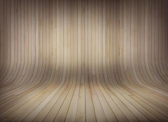 Realistische houten achtergrond