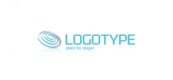 Zakelijke vector logo sjabloon