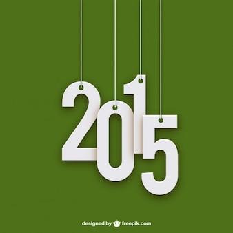 2015 Minimalistische