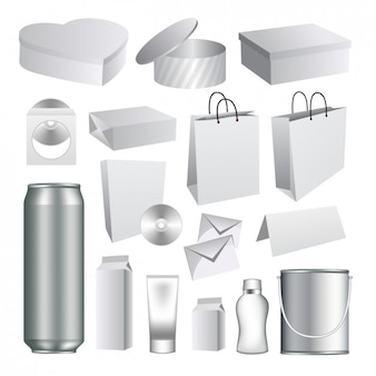 3D-pakketten ontwerp