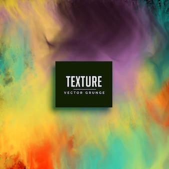 Abstracte aquarel textuur achtergrond met vloeiend effect