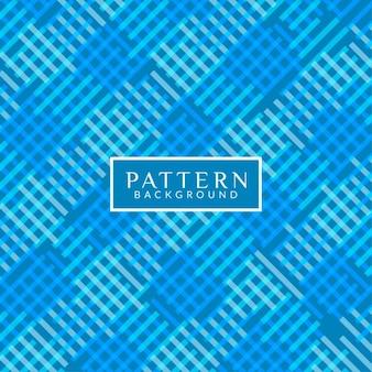 Abstracte blauwe lijn patroon backgrund
