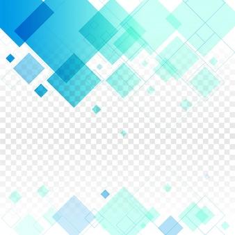 Abstracte geometrische achtergrond met vierkanten.