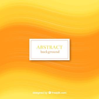 Abstracte golf gele achtergrond