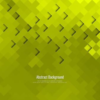 Abstracte lichte mozaïek patroon achtergrond