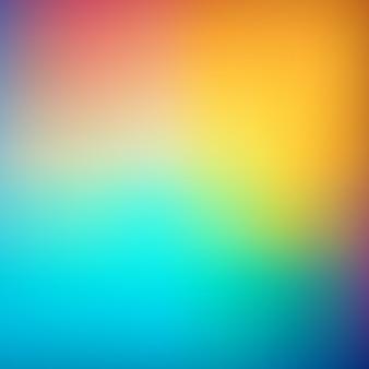 Abstracte vervaagde gradient mesh achtergrond