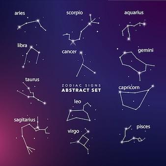 Astrologische Sterrenbeelden