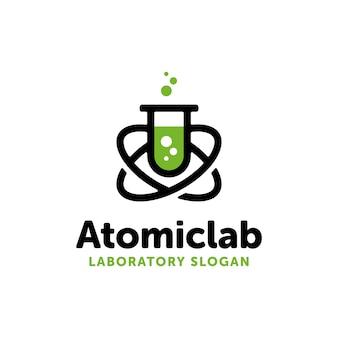 Atoom Lab Logo