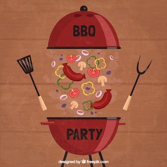 Gegrilde groenten foto gratis download - Barbecue ontwerp ...