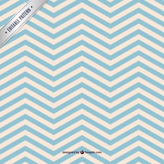 Blauw chevorn naadloze patroon