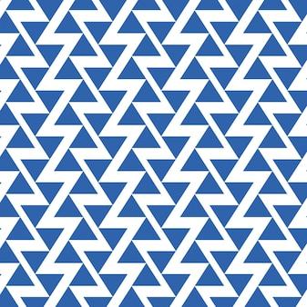 Blauwe patroon achtergrond