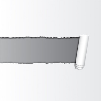Broken paper achtergrond