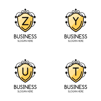Business logo collectie