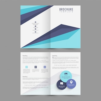 Business media bedrijf jaarverslag presentatie