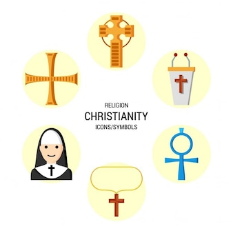 Christendom pictogrammen