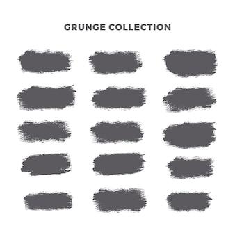 Collectie grunge