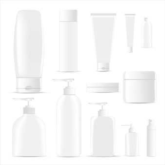 Cosmetische collectie template