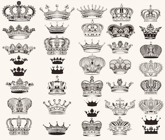 Crown ontwerpt collectie