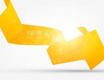 Digitale technologie organisatie oranje titel