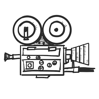 Doodle videocamera