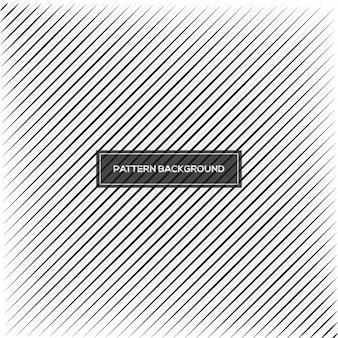 Eenvoudige lijn patroon backgrund