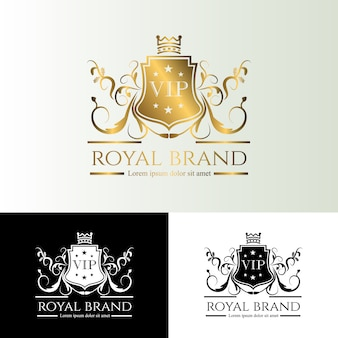 Elegant logo sjabloon