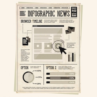 Elementen Infographic