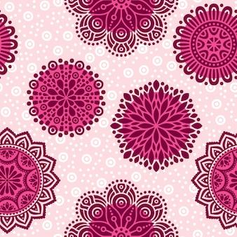 Henna vectoren foto 39 s en psd bestanden gratis download - Etnische pouf ...