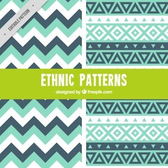 Etnische patronen