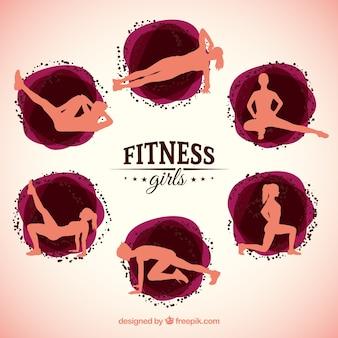 Fitness meisjes