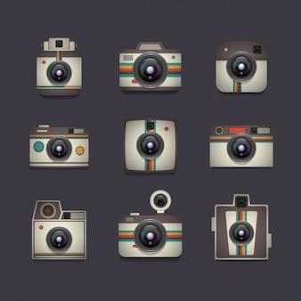 Fotocamera's verzameling