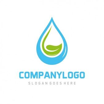 Gekleurd logo template