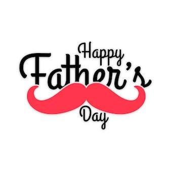 Gelukkige vaderdag achtergrond