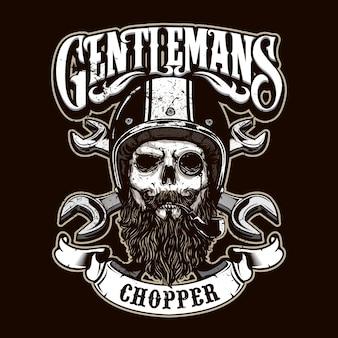 Gentlemen rider logo