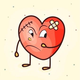 Gewond hart voor Valentijnsdag