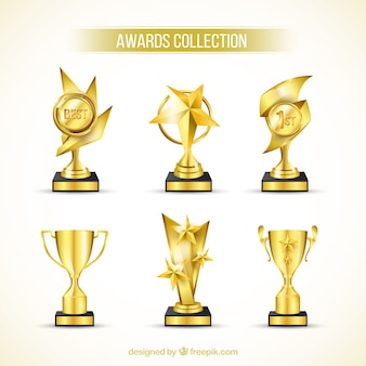 Golden Collection Trophy