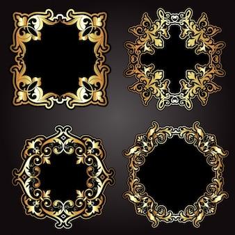 Golden Frames Collection
