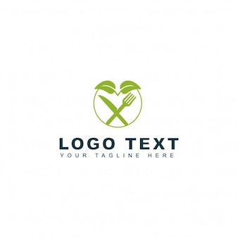 Groene Voedsel Logo