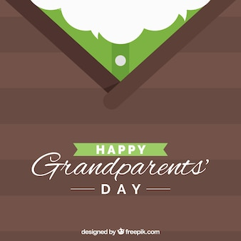 Grootouders dag jersey achtergrond