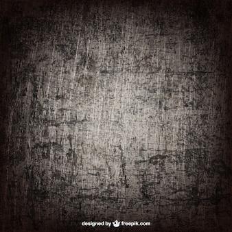 Grunge textuur in donkere toon