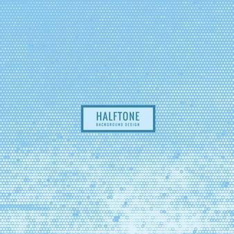 halftone textuur in hemelsblauwe kleur