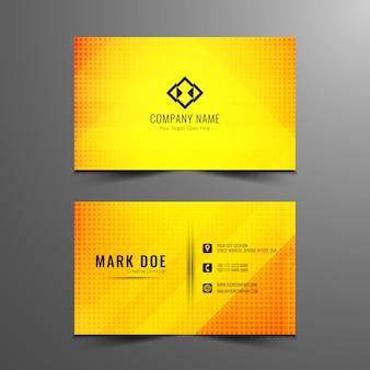 Helder modern visitekaartje ontwerp