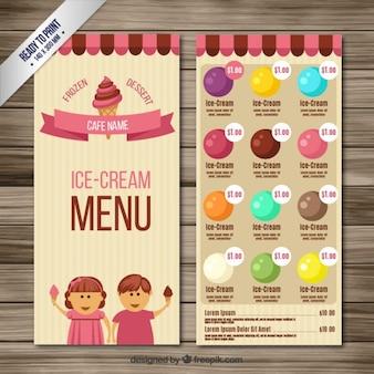 IJs menu