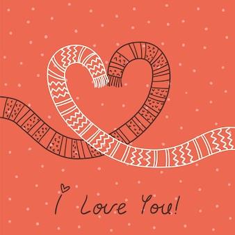 Ik hou van je!