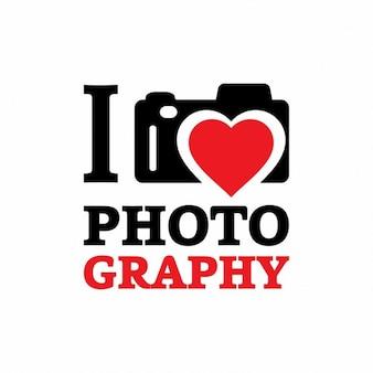 Ik houd van fotografie