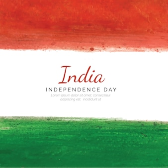 India Independence Day achtergrond