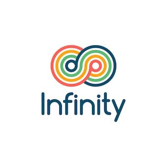 Infinity Kleuren Logo